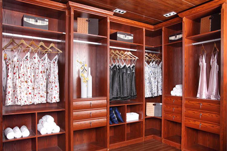 中式风格衣柜02