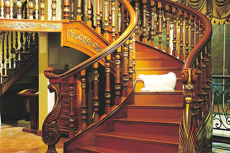 全屋定制-楼梯01