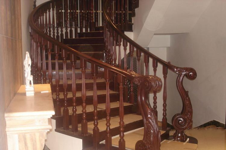 全屋定制-楼梯05