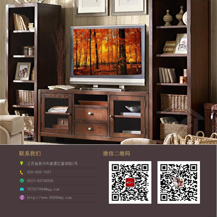 客厅电视柜01