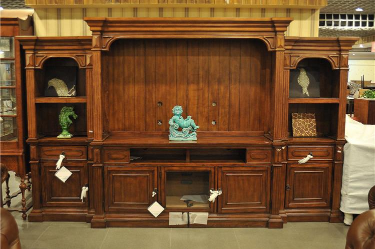 客厅电视柜05