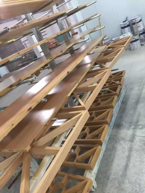 梦缘木业生产车间实拍