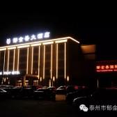 高港最大酒店郁金香酒店开业了