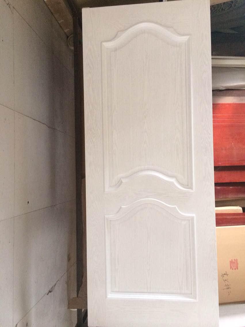 欧式开放漆木门图片