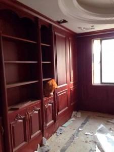 梦缘木业整木家居安装